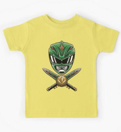 Dragonzord Power Kids Clothes