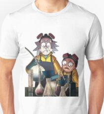 Breaking Bad Rick and Morty T-Shirt