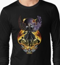 One Winged Angel Long Sleeve T-Shirt