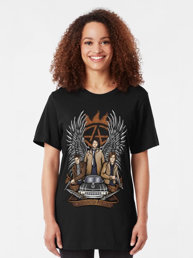 Alternate view of Hunters Slim Fit T-Shirt