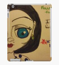 followers are for cults iPad Case/Skin