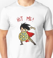 Smite - Hit me!  (Chibi) T-Shirt