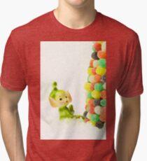 Holly the Pixie Elf Tri-blend T-Shirt
