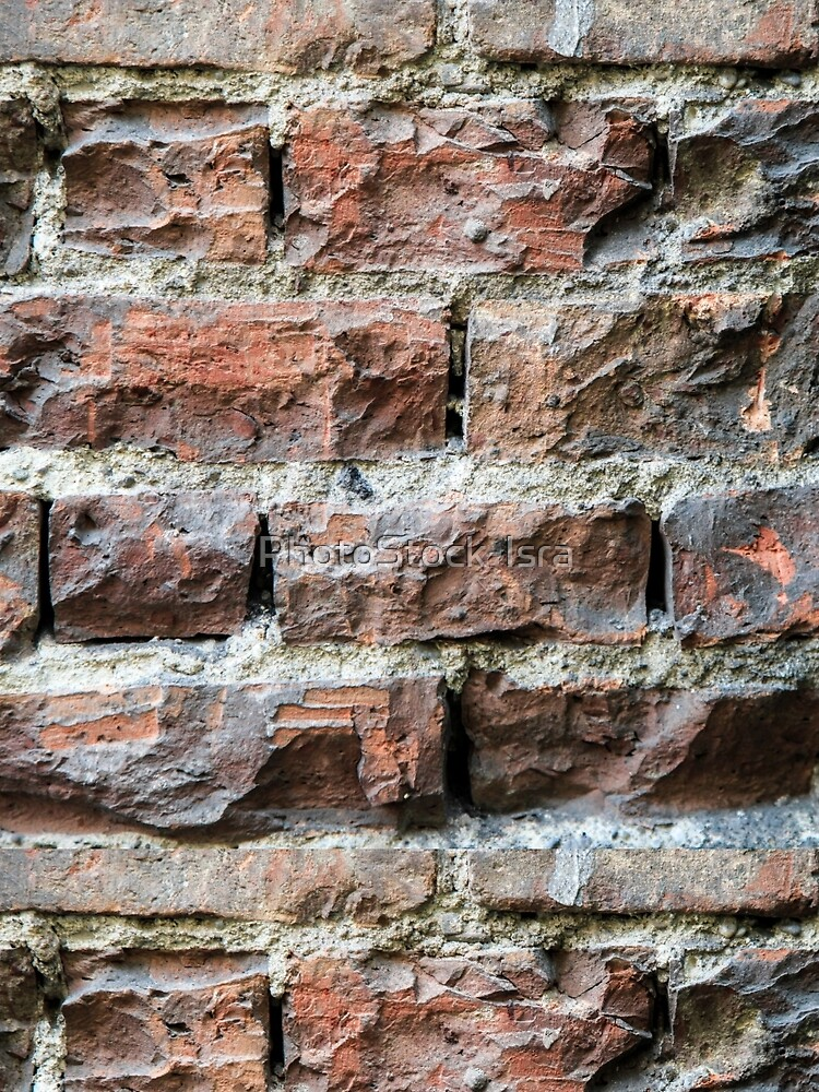 Old brick wall background  by PhotoStock-Isra