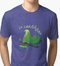 Yellow Headed Amazon Tri-blend T-Shirt