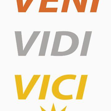 Veni Vidi Vici by nick94