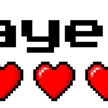 Player 2 couple's logo - White background by rainbow321