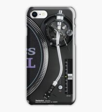 Dj Old School iPhone Case/Skin
