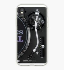 Dj Old School iPhone Case
