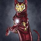 Iron Cat by Jenny Parks