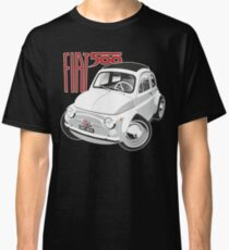 Fiat 500 personalized for Olivia Classic T-Shirt