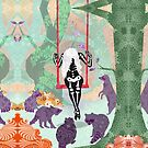 A Secret Garden by KatArtDesigns