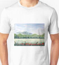 View, Lomond Hills Unisex T-Shirt