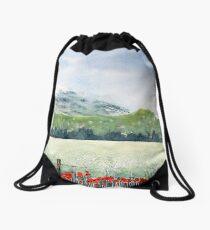 View, Lomond Hills Drawstring Bag
