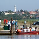The Ferry at Southwold by Kawka