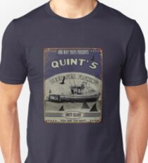 Quints shark fishing Unisex T-Shirt