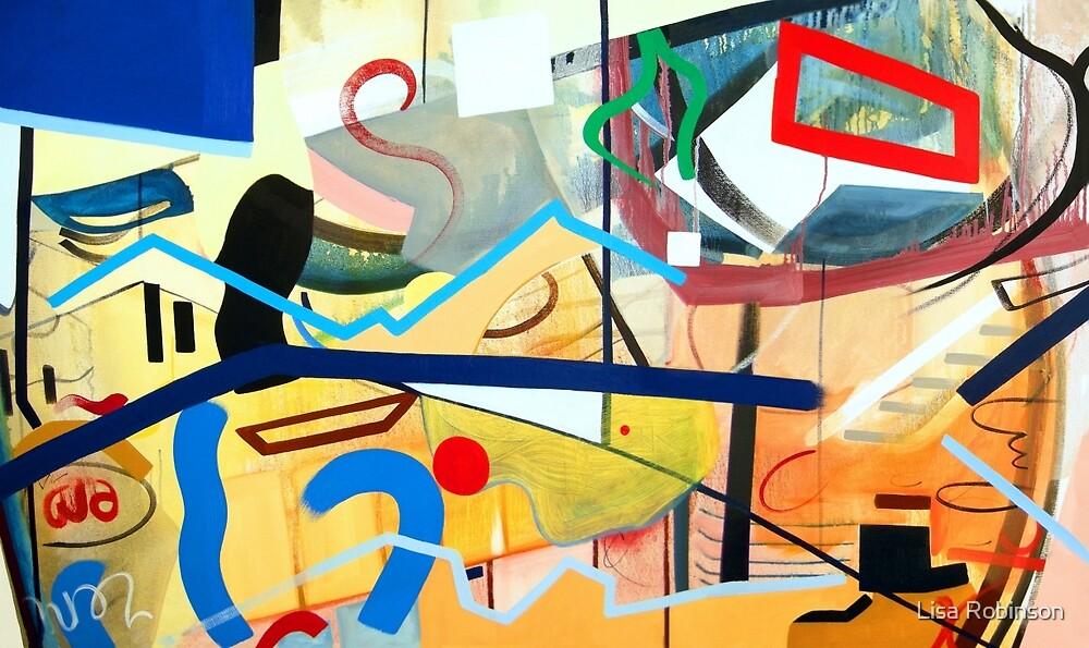 Abstract #3 by Lisa V Robinson
