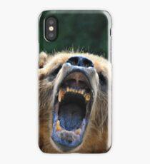 Bear Grrr iPhone Case/Skin