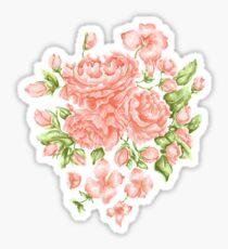 The Rose  - Rococo Wonderland Sticker