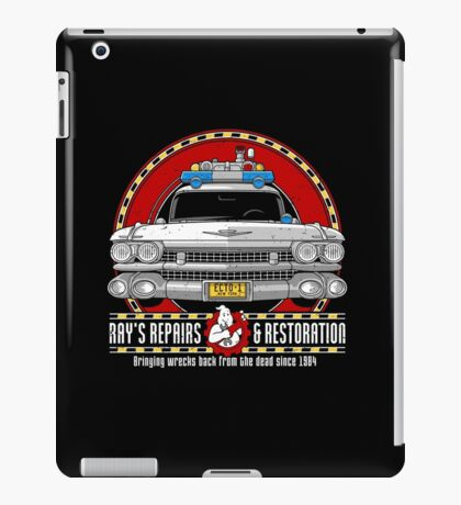 Ray's Repairs and Restoration iPad Case/Skin