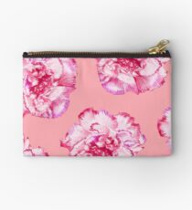 Carnation Coloured - Coral Studio Pouch