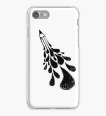 Imagination Pencil  iPhone Case/Skin