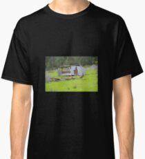 Hut seen better days Classic T-Shirt