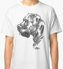 Cane Corso Drawing Classic T-Shirt