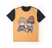 Chibi 1 Haikyuu!! Anime Graphic T-Shirt