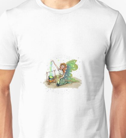 Crissy The Camping Fairy T-Shirt