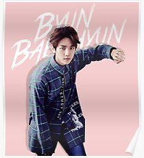 EXO - Baekhyun Photoshoot #1 Poster
