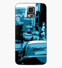 Busy Street Scene Case/Skin for Samsung Galaxy