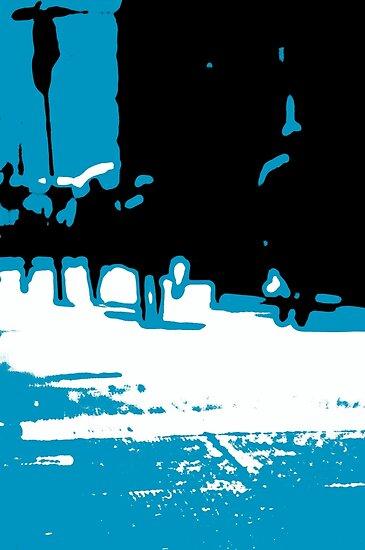 Abstrakte Massen von Iain McGillivray