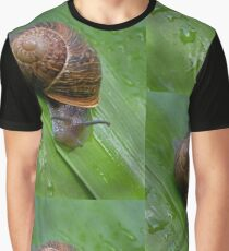 Snail Graphic T-Shirt