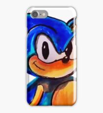 SONIC THE HEDGEHOG!! iPhone Case/Skin