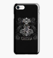 Mjölnir (Thor's Hammer) iPhone Case/Skin