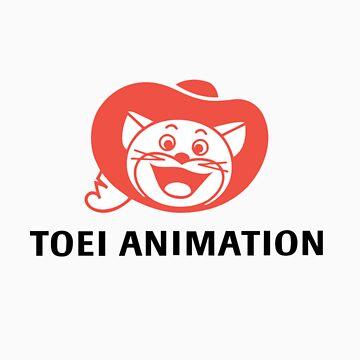 Toei Animation by martyrofevil