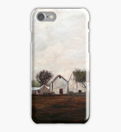 Verdant View Farm and B & B iPhone Case/Skin