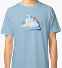 Central Intelligence - Unicorn (Faded as worn in the film) Bob Stone Classic T-Shirt