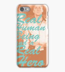 A Real Hero iPhone Case/Skin