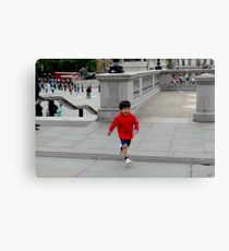 Sheer, Unadulterated JOY Canvas Print