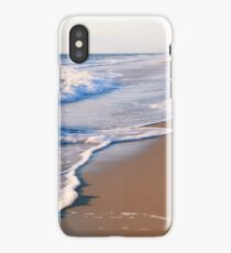 Surf on the beach, the Outer Banks iPhone Case