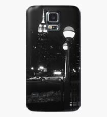 Empire State Building at Night Case/Skin for Samsung Galaxy