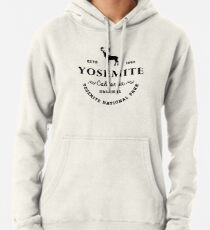 YOSEMITE NATIONALPARK KALIFORNIEN ORIGINAL 1890 Hoodie