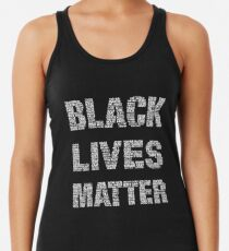 Black Lives Matter Women's Tank Top