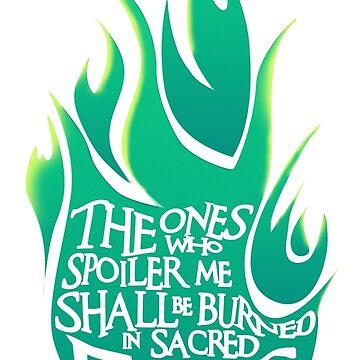 Sacred fire by runningRebel