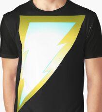 New Thunderbolt Graphic T-Shirt