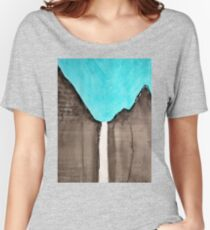 Bridalveil Fall original painting Women's Relaxed Fit T-Shirt