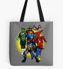 Turtle League Tote Bag