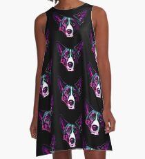 Cardi A-Line Dress